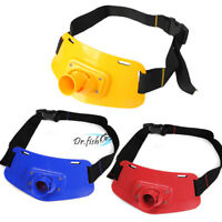 Dr.FISh Stand Up Fishing Fighting Belt Gimbal Harness Offshore Saltwater Surf