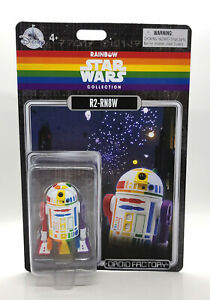 NEW Star Wars Disney Exclusive Droid Factory Rainbow Pride R2-RN8W Astromech