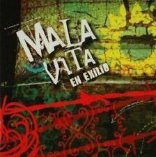 Mala Vita En exilio (2009)  [CD]