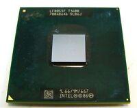 Laptop CPU processor INTEL T1600 SLB6J 1.66MHz 1M 667
