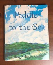 PADDLE-TO-THE-SEA Holling Clancy Holling HB/Dj 16th Printing Excellent