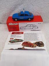 Somerville Models 1/43 Scale 143 - Austin Allegro 3 Police Car - Blue