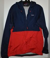 Men's Patagonia Torrentshell Pullover Waterproof Jacket Men Size Small