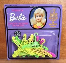Vintage 1968 World of Barbie #1065 Box of Filigree Hangers ~ MIB EXCELLENT!