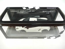 Minichamps 1:18 Lamborghini Gallardo LP600+ GT3 White 2011 111102