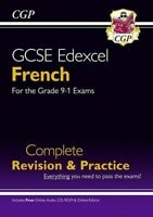 GCSE French Edexcel complete revision & practice with audio-CD (Mixed media prod