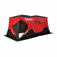 Eskimo-Ff9416I FatFish 9416i Thermal Pop-up Shelter Ice Fishing House