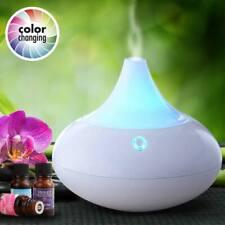 Bakaji Profumatore Ambiente Diffusore Umidificatore LED RGB - Bianco (01819049)
