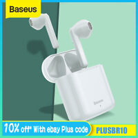 Baseus Wireless Bluetooth 5.0 Headsets Earphones Universal HD Earbuds Headphones