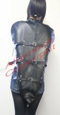 Bolero Armbinder, Single Glove, Real Leather black