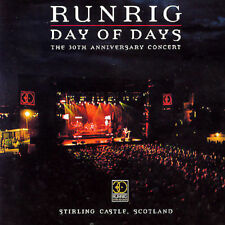Day of Days: The 30th Anniversary Concert by Runrig (CD, Apr-2004, Columbia (USA))