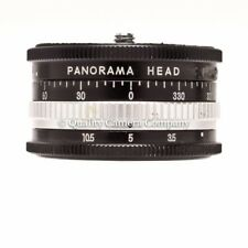 Nikon Panorama Head AP-1 - EARLY 1950s VINTAGE PANO HEAD WITH A GREAT HISTORY!