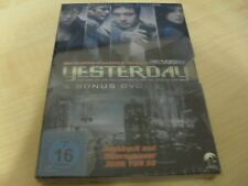 Yesterday - Doppel Metal Edition - 2-DVD-Set / Südkorea Sci-Fi-Thriller