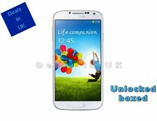 Samsung Galaxy S4 GT-I9500 16GB WHITE Sealed Boxed Unlocked Android Smartphone