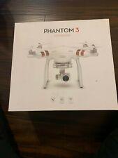 DJI Phantom 3 Standard Quadcopter Drone 2.7K HD Video Camera. Fast shipping.