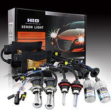 55W Xenon HID Kit Headlight Lamp Bombillas H7 H1 H3 H11 H10 4300 5000 6000 8000K