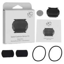 Bicicleta Sensor ANT + Bluetooth Cadencia y Velocidad Para Garmin Bryton GPS