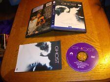 Ghost (DVD, 2001, Widescreen)