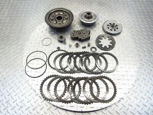 2003 03-07 Buell XB9 XB9R Firebolt OEM Clutch Basket Chain Plates Assembly Lot