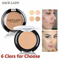 SACE LADY Concealer Full Cover Cream Facial Make Up Waterproof Foundation Face