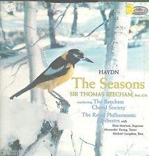 Haydn The Seasons. Sir Thomas Beecham Capitol Stereo SGCR 7184 3 Lp Box Set