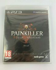 PS3 Painkiller Hell & Damnation (2013), UK Pal, Brand New & Factory Sealed, Read