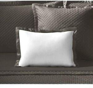Ralph Lauren Langdon King Pillow Sham Cotton 624 TC Metropolitan Gray MSRP $145