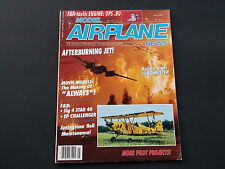 VINTAGE MODEL AIRPLANE NEWS  MAY 1990 R/C PLANES - BOATS - CARS *G-COND*