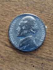 1945 S Jefferson War Nickel