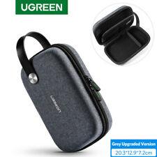 Ugreen Travel Case Electronics Accessories Organiser Hard Case Storage Box Pouch