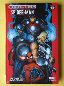 INTEGRALE  MARVEL DE LUXE ULTIMATE SPIDER-MAN  vol.6 EO NEUF sous blister AI2GH1