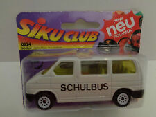 VW T4 Kastenwagen Schulbus Siku Art.Nr. 0824