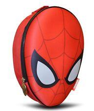 SAMBRO Bag-838-01 Spiderman 3d Head Shaped Lunch Bag