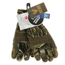 Men's Hot Shot Winter Warm Gloves Camo Large ~ New