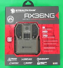 bSTEALTH CAM RX36NG  NO GLO INFRARED  SCOUTING CAMERA 8.0 MP STILLS - HD VIDEO