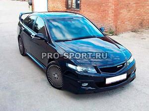 for Honda Accord Acura TSX 2002-2008 eye brow, eyelids, cilia head lights, pair