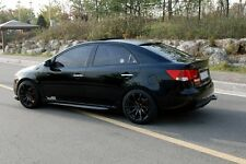 NEFD Design Both Side Skirt Unpainted Parts For KIA Forte 2009 2013