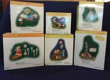 New ListingDept. 56 Snow Village Halloween Lot of 6 Pieces - Nib