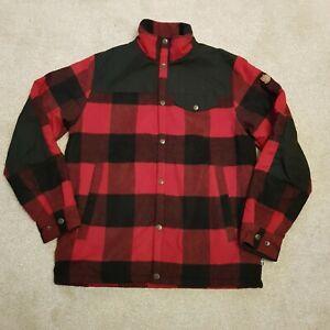 Fjallraven Canada Wool padded Jacket Size M BN