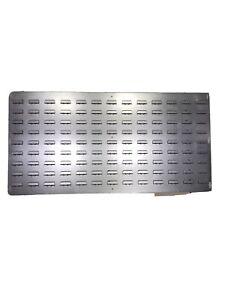 Galvanised Lin Bins  Rack 1000 X 500 mm