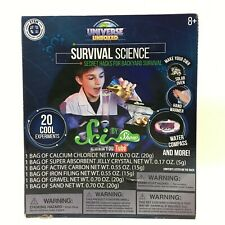 Universe Unboxed Survival Science Kit By Sci Show