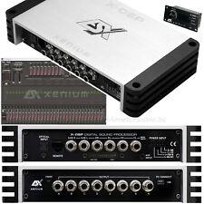 ESX X DSP digitaler 8-Kanal Sound Prozessor 32 bit Digital für Auto Verstärker