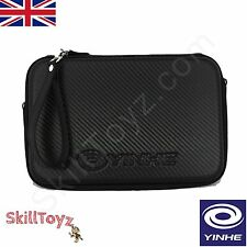 Yinhe Table Tennis Bat Case Hard Shell protect your ping pong racket - UK SELLER