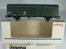 Märklin H0 4736 gedeckter Postwagen 2-achsig der DBP 2~ KKK & NEM OVP #4703