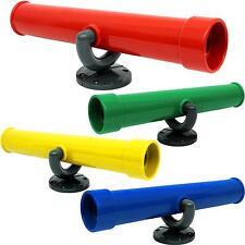 Fernrohr 30cm Teleskop Kunststoff Fernglas Kinder Zubehör für Spielturm Baumhaus