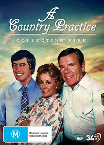 A COUNTRY PRACTICE - Collection 5 (DVD, 34-Disc Set) PREORDER R4