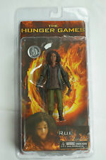 Hunger Games Exclusive Rue District 12 Action Figure NECA Toys New Sealed Box