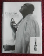 1968 Print Ad Brut by Faberge Cologne Products ~ HAVE a BLAST