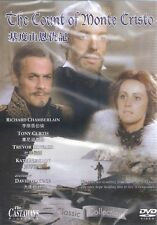 The Count of Monte Cristo DVD Tony Curtis Richard Chamberlain Kate Nelligan NEW