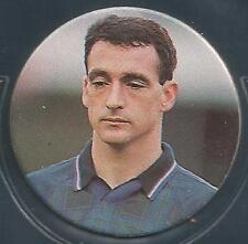 PANINI CAPS 1996-SNICKERS-EURO 96- #95-SCOTLAND & CELTIC-PAUL McSTAY
